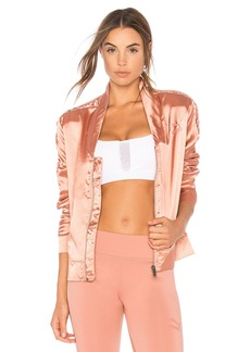 Satin T7 Lux Jacket
