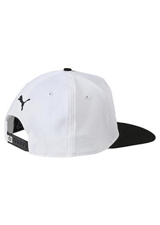 Puma Script Snapback Golf Hat
