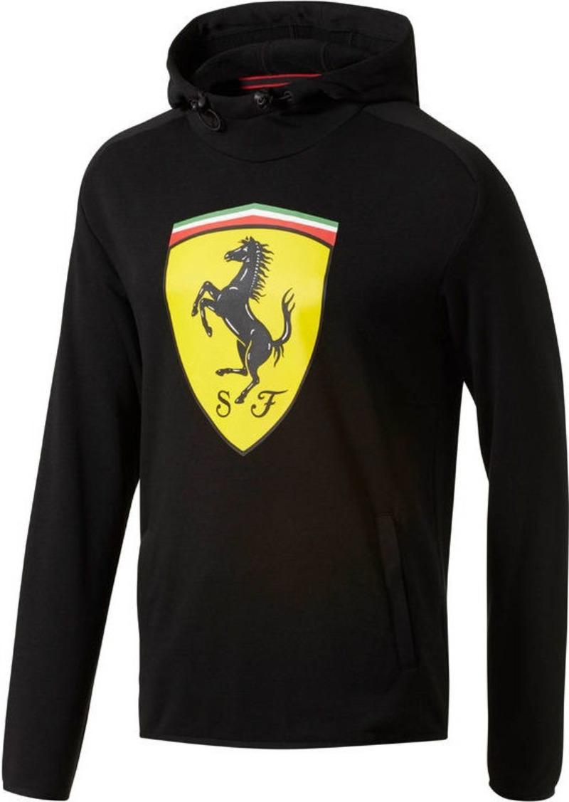 9913b65f00a3 Puma Scuderia Ferrari Big Shield Hoodie Now  29.99