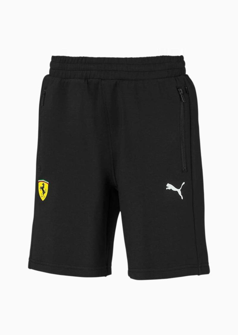 Puma Scuderia Ferrari Boys' Sweat Shorts JR