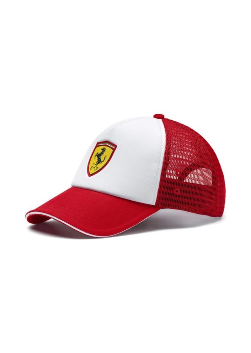 5132458ef3b7f6 Puma Scuderia Ferrari Fanwear Trucker BB Cap | Misc Accessories