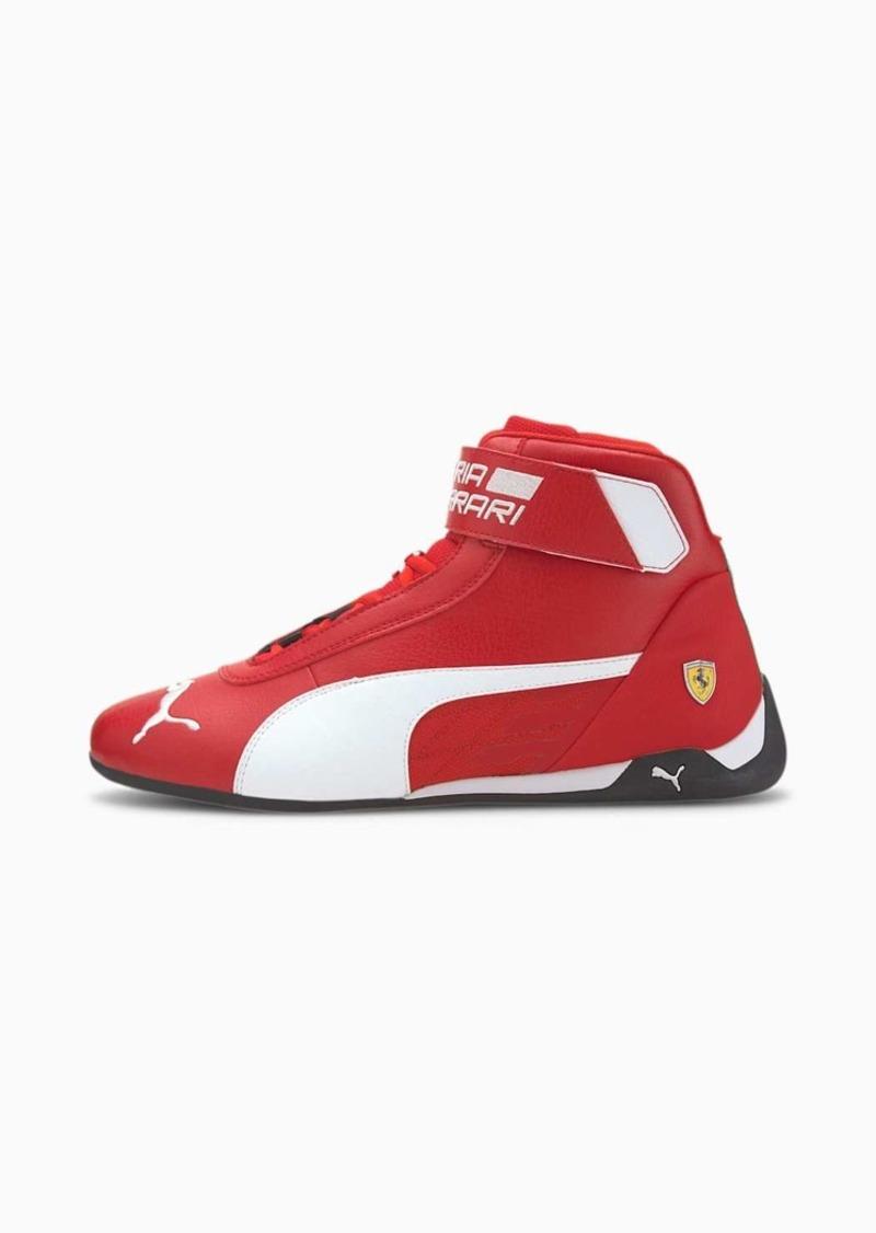 Puma Scuderia Ferrari R-Cat Mid Men's Motorsport Shoes
