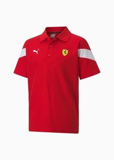 Puma Scuderia Ferrari Race Kids' MCS Polo