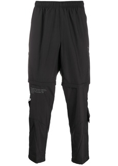 Puma shell tapered trousers