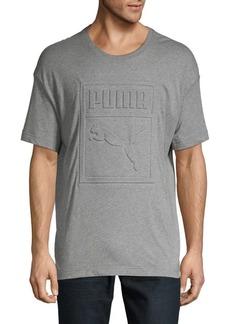 Puma Short-Sleeve Logo Shirt