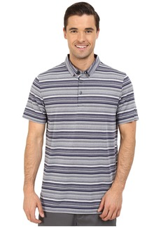 Puma Short Sleeve Tailored Multi Stripe Polo