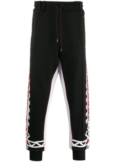 Puma side logo track pants