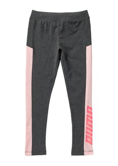 Puma Slant Sports Pack Colorblock Leggings (Big Girls)