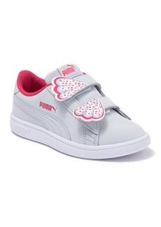 Puma Smash Butterfly Sneaker (Little Kid)