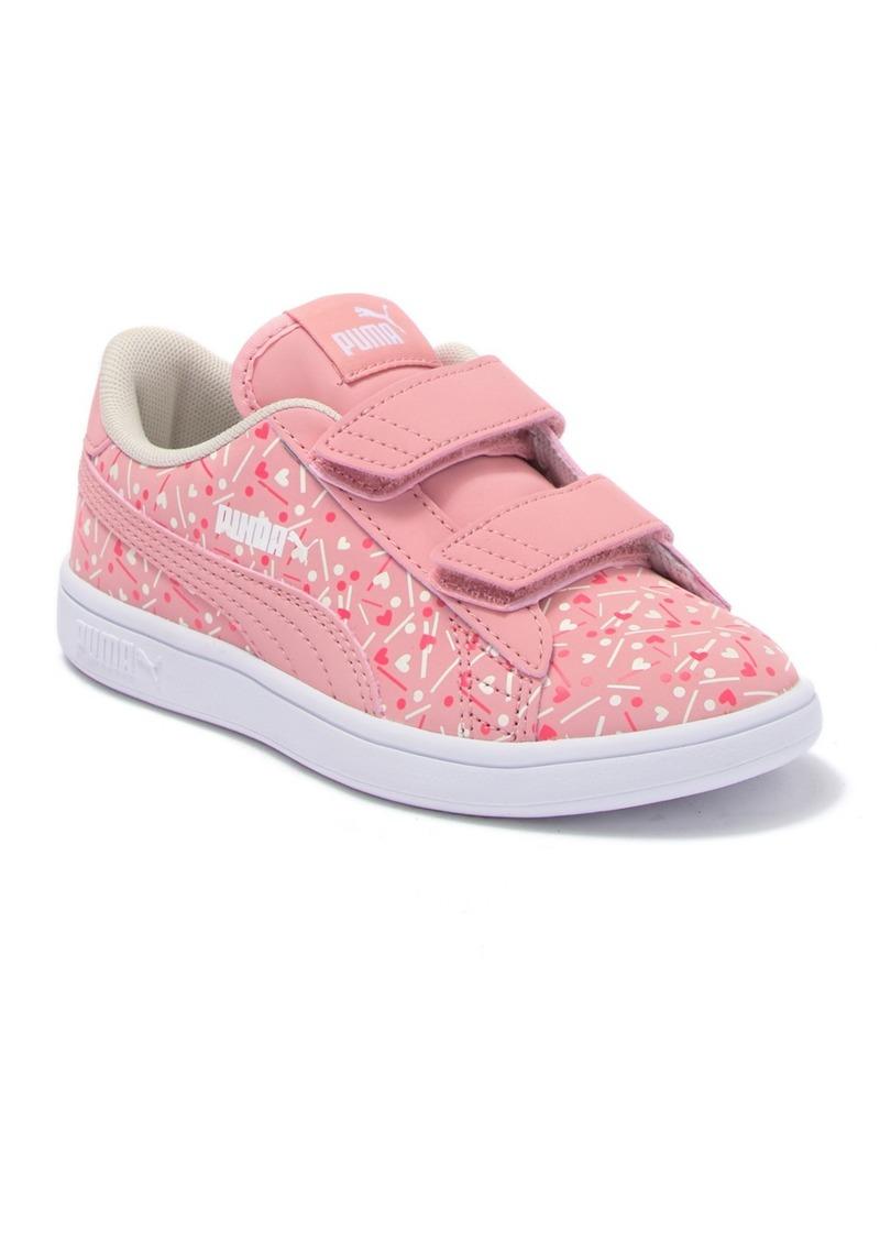 Puma Smash Confetti PS Sneaker (Toddler & Little Kid)