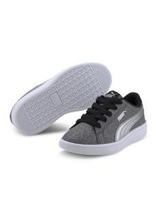 Puma Smash Glitz Vikky V2 Sneaker (Toddler & Little Kid)