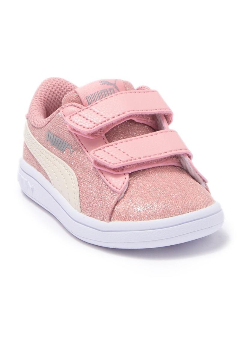Puma Smash V2 Glitz Glam Sneaker (Baby & Toddler)