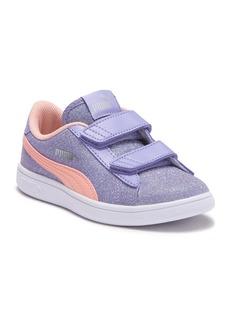 Puma Smash V2 Glitz Glam V PS Sneaker (Toddler & Little Kid)