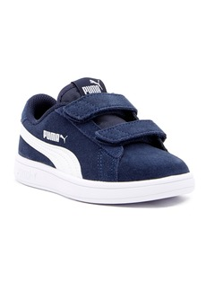Puma Smash V2 Suede Sneaker (Toddler & Little Kid)