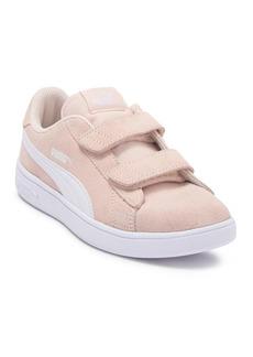 Puma Smash V2 Suede Sneaker (Toddler & Little Kid)
