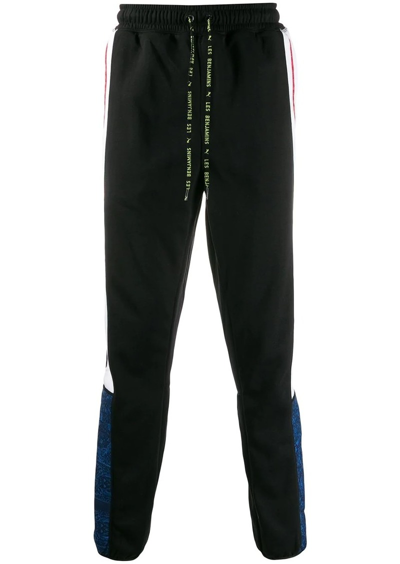 Puma straight leg trackpants