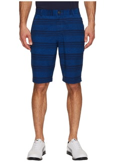 Puma Stretch Heather Stripe Shorts