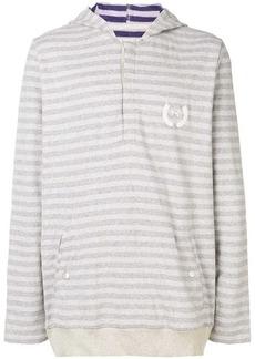 Puma striped hoodie