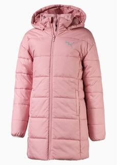 Puma Style Girls' Padded Jacket JR