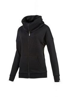 Puma Personal Best Quilted Sweatshirt
