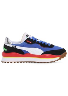 Puma Style Rider Play On Sneakers