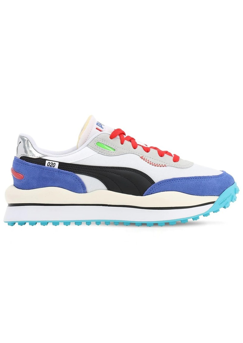 Puma Style Rider Ride On Sneakers