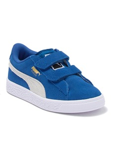 Puma Suede 2 Strap Sneaker (Toddle, Little Kid & Big Kid)