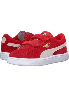 Puma Suede 2 Straps (Little Kid)