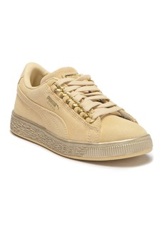 Puma Suede Classic X Chain Sneaker (Toddler & Little Kid)