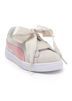 Puma Suede Heart Circles PS Sneaker (Little Kid)