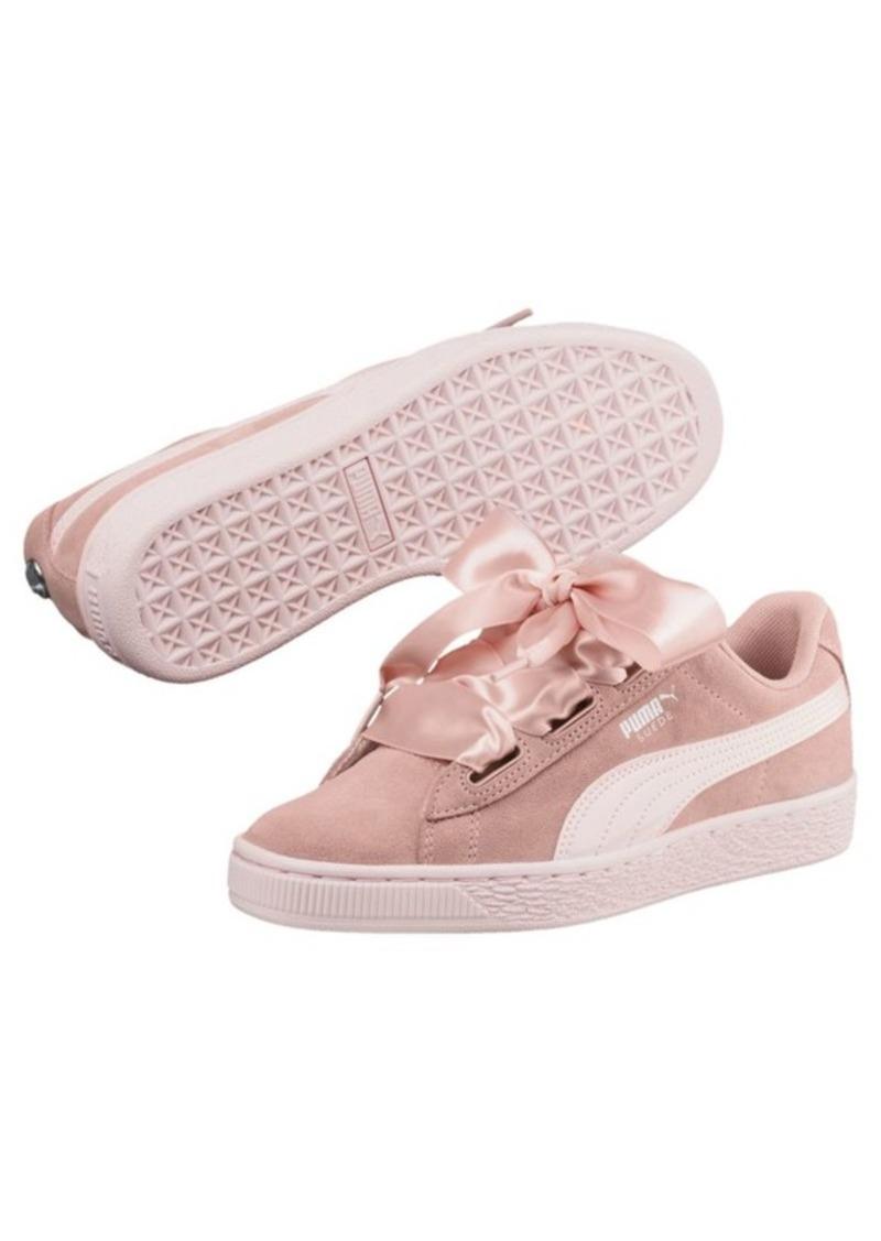 46dcef811688 Puma Suede Heart Jewel JR Sneakers
