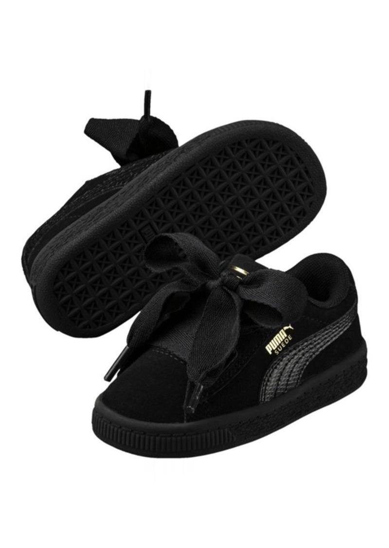 19f3b886dce2 SALE! Puma Suede Heart Preschool Sneakers