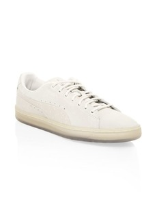 Puma X Naturel Suede Sneakers