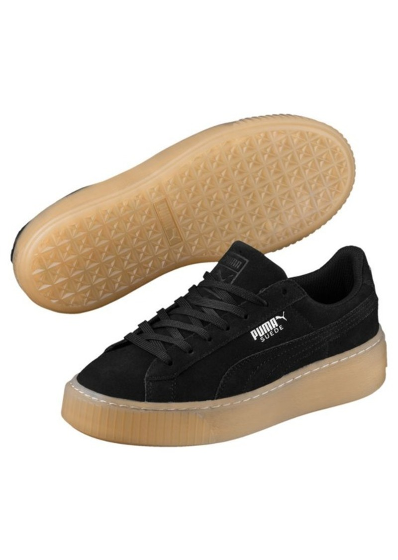 c542d89a4d1 Puma Suede Platform Jewel JR Sneakers