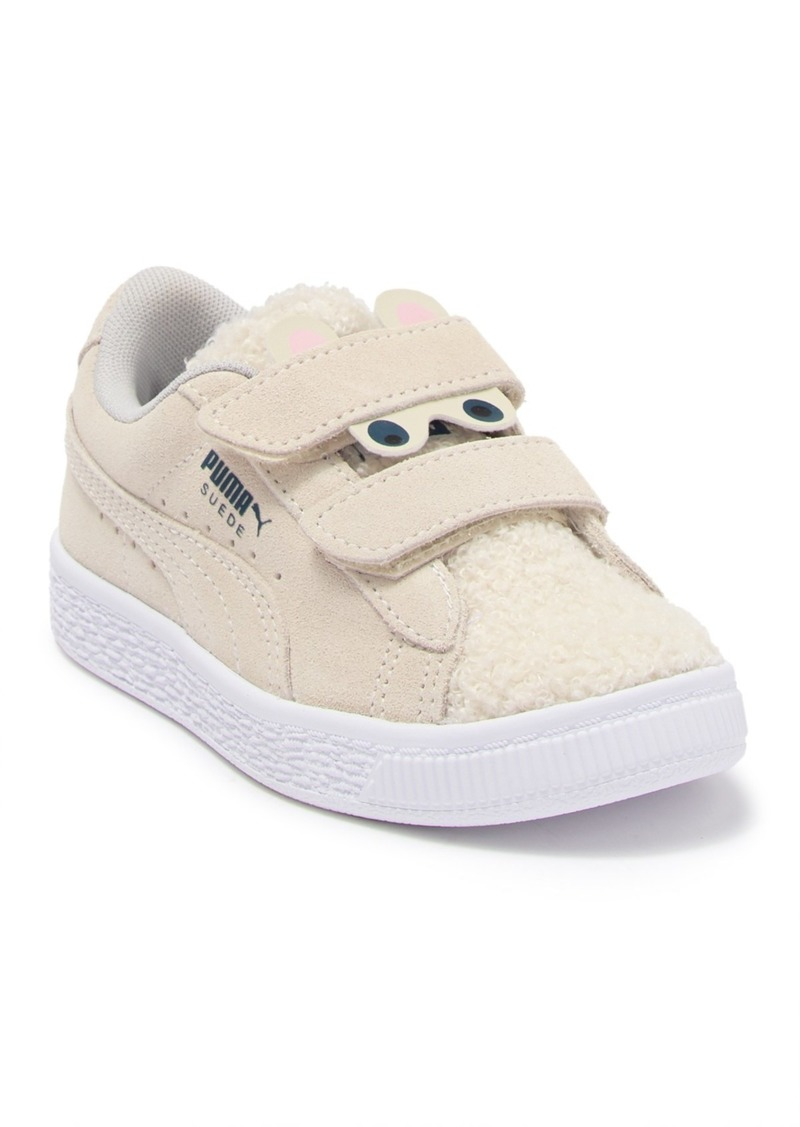Puma Suede Winter Monster V PS Sneaker (Little Kid & Big Kid)
