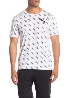 Puma Summer Logo AOP T-Shirt