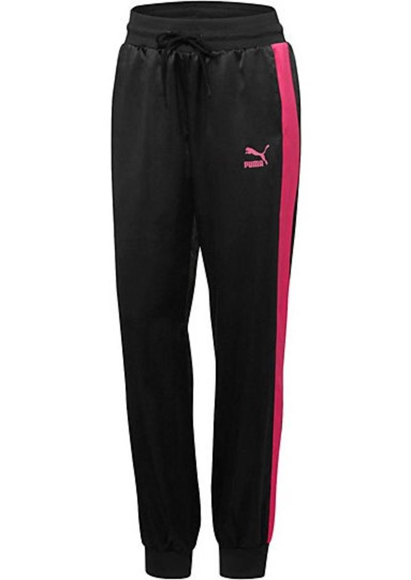 Puma T7 Satin Track Pants