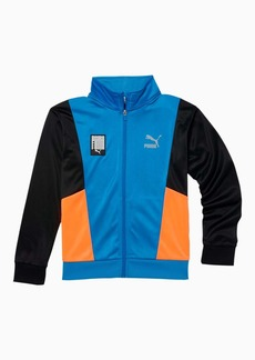 Puma Tailored for Sport Boys' Tricot Track Jacket JR