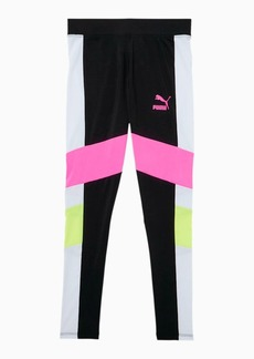 Puma Tailored for Sport Girls' Colorblocked Leggings JR