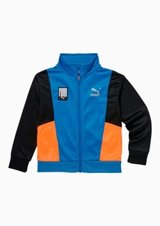 Puma Tailored for Sport Little Kids' Tricot Track Jacket