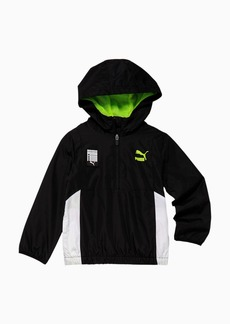 Puma Tailored for Sport Little Kids' Windbreaker