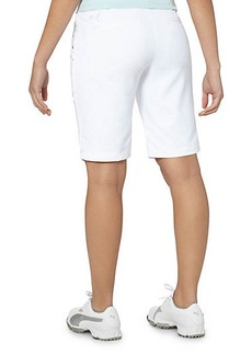 Tech Solid Golf Bermuda Shorts