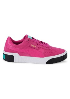 Puma Textured Sneakers