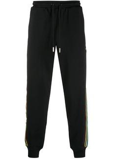 Puma TFS side-stripe track trousers