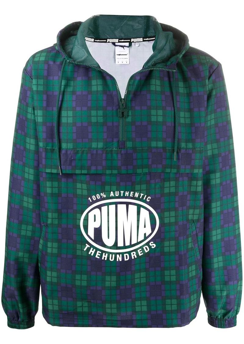 Puma x The Hundreds hooded anorak
