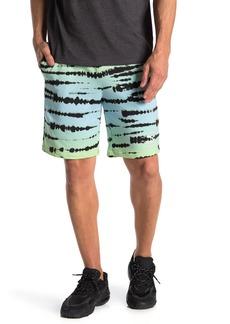 Puma Tie Dye Print AOP Shorts