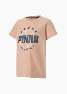 Puma Time4Change Little Kids' Tee