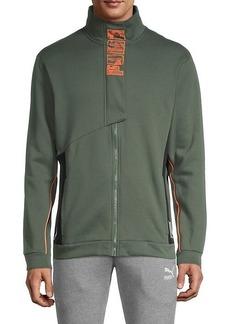 Puma Train Full-Zip Knit Jacket
