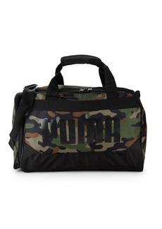 Puma Transformation Camouflage Duffel Bag