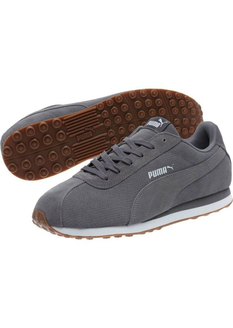 meet 9c4f0 3a6b1 On Sale today! Puma Turin Suede Men's Sneakers